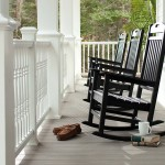 Axing tropical patio sets and greening your deck