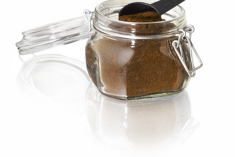DIY Recycled Coffee Scrub