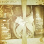 Why so many parabens still in 2012, Body Shop?