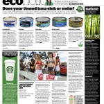 Bigger, better Ecoholic column gets a fresh-faced makeover!