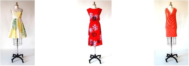 Lilikoi dresses