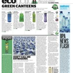 Worry-free water canisters, latest on BPA-free plastic suit & more