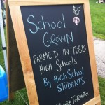 Grow-your-own student lunches