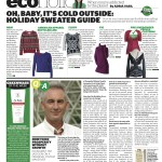 Sweaters and the new green economy