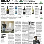 The Sustainable Wine Guide + Carbon 14's Electric Idea