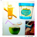 Keepin' it cool: ice cream, aloe and coconut water guides