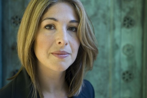 Portraits of Naomi Klein