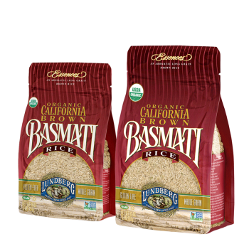 Lundberg brown basmati