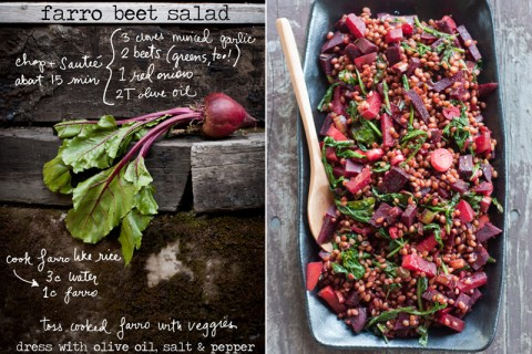 Forest Feast Recipe