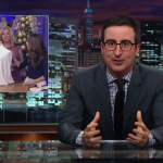 Must see TV: John Oliver yanks the pants off fast fashion