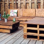 How to make your own DIY upcycled pallet sectional