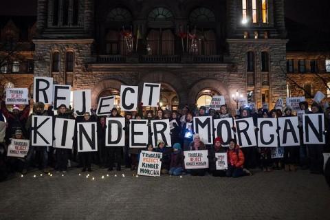 Reject Kinder Morgan vigil Toronto, Nov 2016-f8443bd9e7b68e04d4e9438ad3e9bfa141e2204e